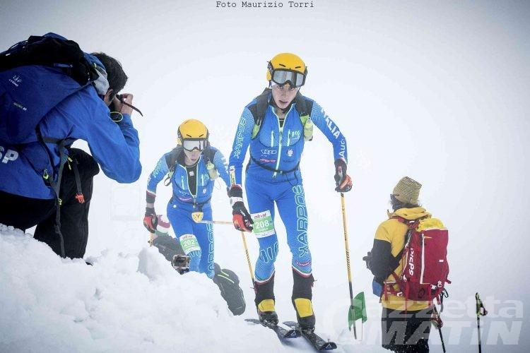 Scialpinismo: i gemelli Guichardaz sul podio Juniores