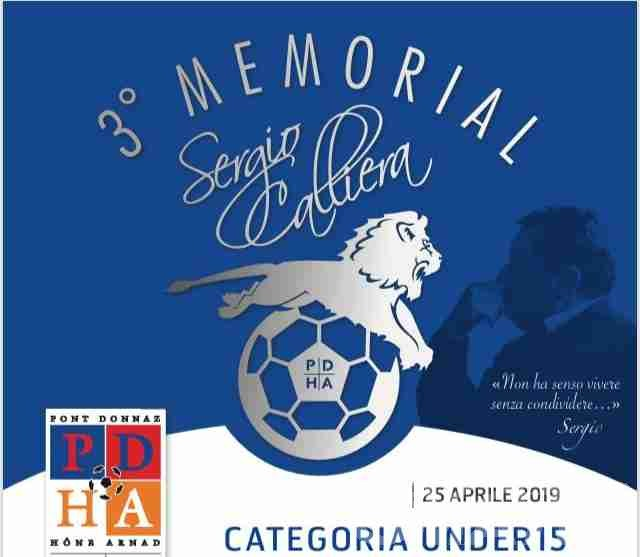 Calcio: quattro club professionistici al Memorial Sergio Calliera