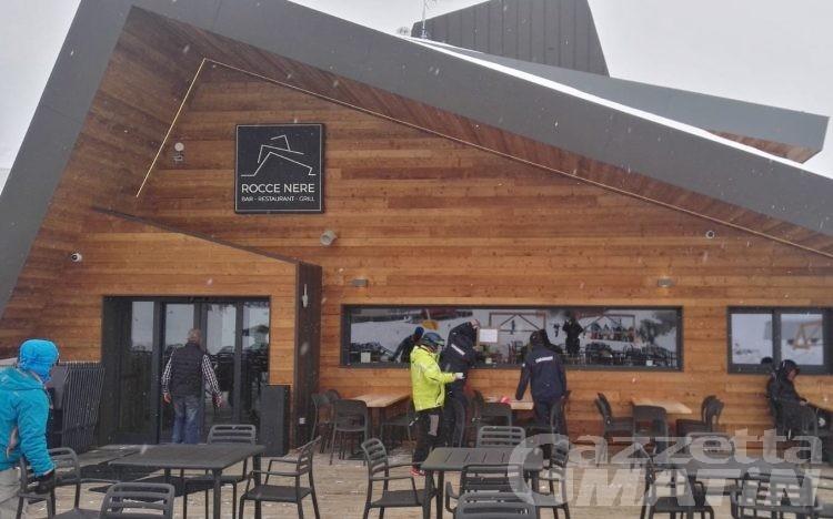 Corruzione a Valtournenche: sequestrato il bar Rocce Nere
