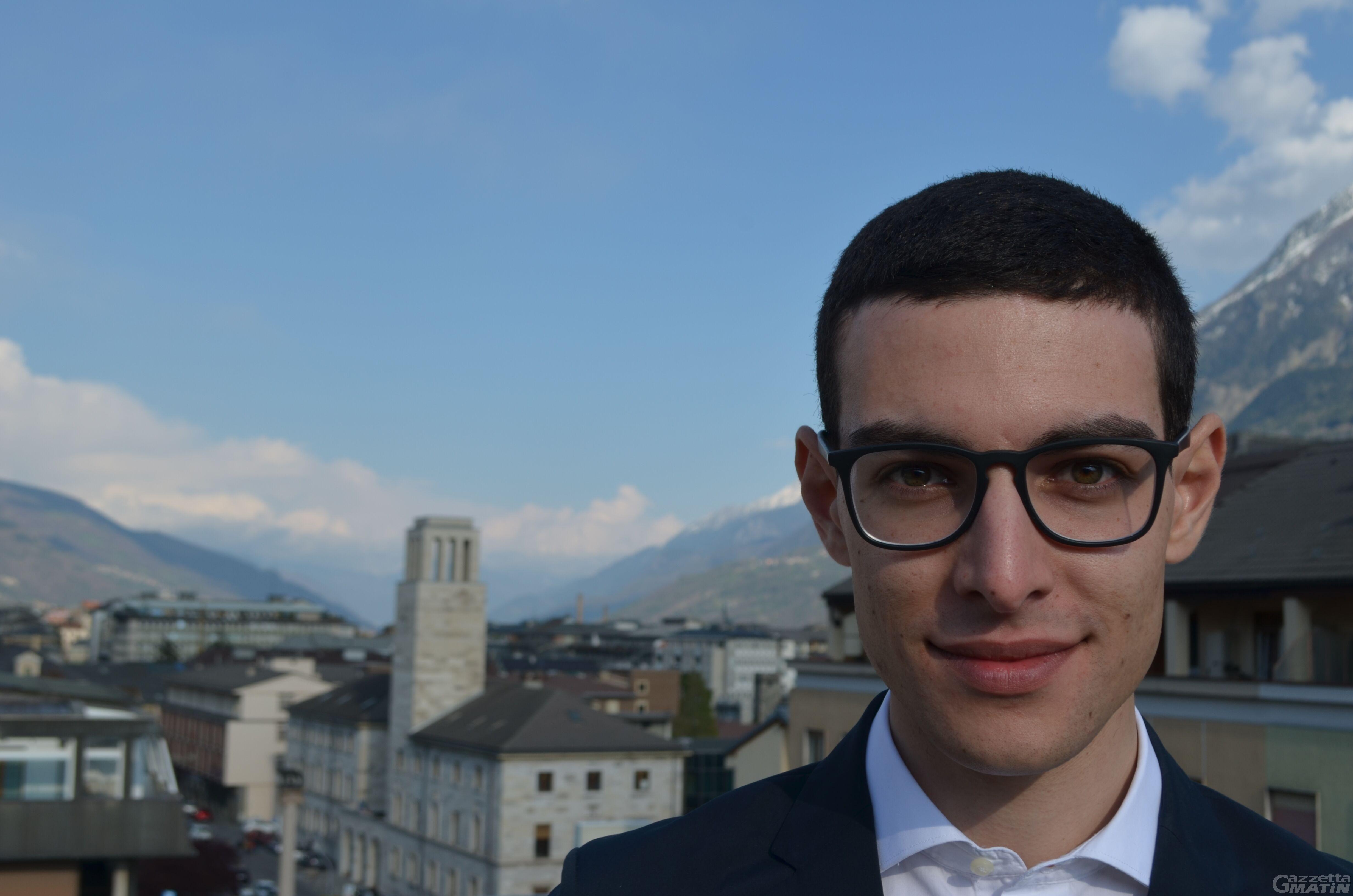 Europee: Stefano Scopacasa candidato per CasaPound-Destre Unite