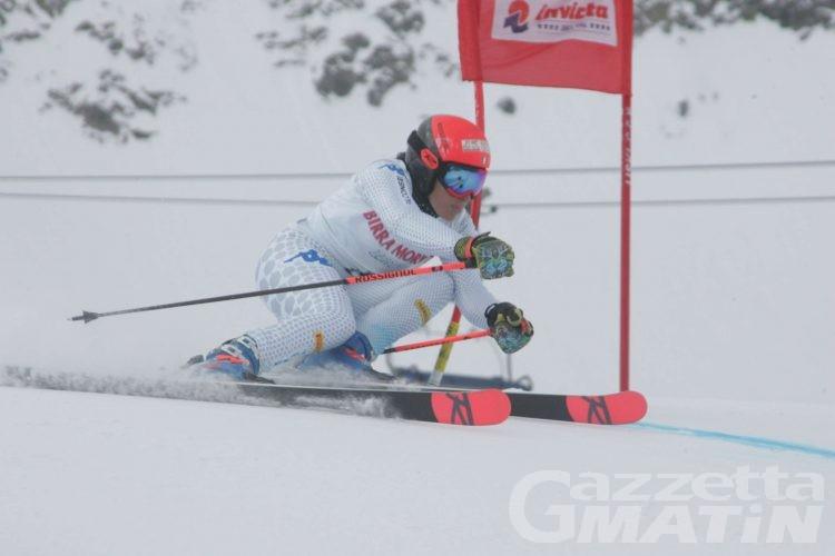 Sci alpino: Federica Brignone vince a Courmayeur