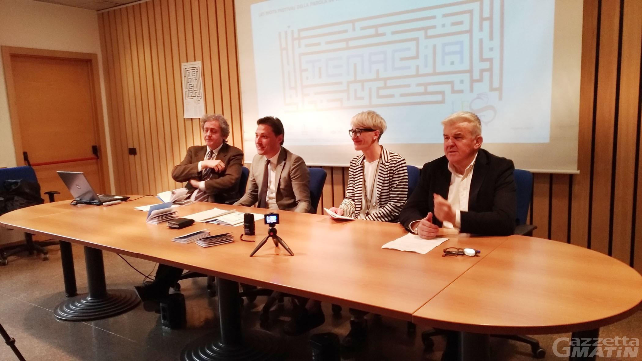 Festival della parola:  David Riondino inaugura Les Mots ad Aosta