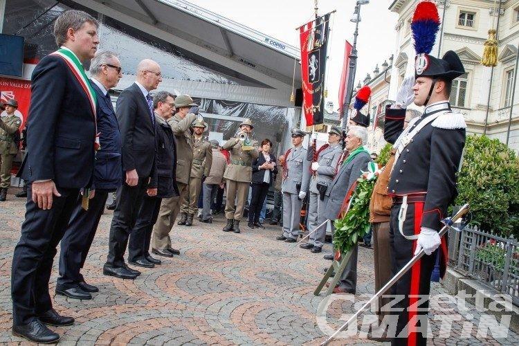 25 Aprile: iniziative per la Festa della Liberazione in Valle d'Aosta