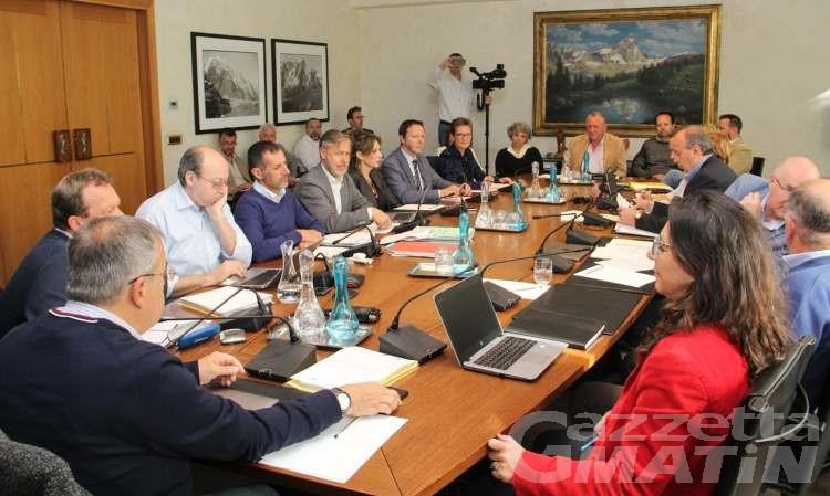 Monterosaski, Munari: «In Consiglio regionale dette falsità»