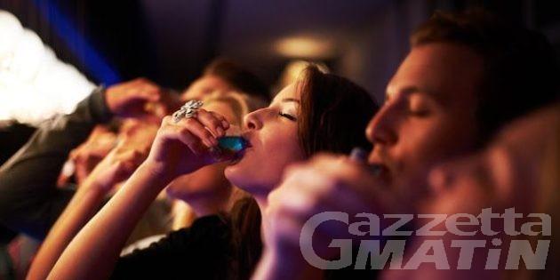 Consumo di alcol, Valle d'Aosta conferma il primato nazionale
