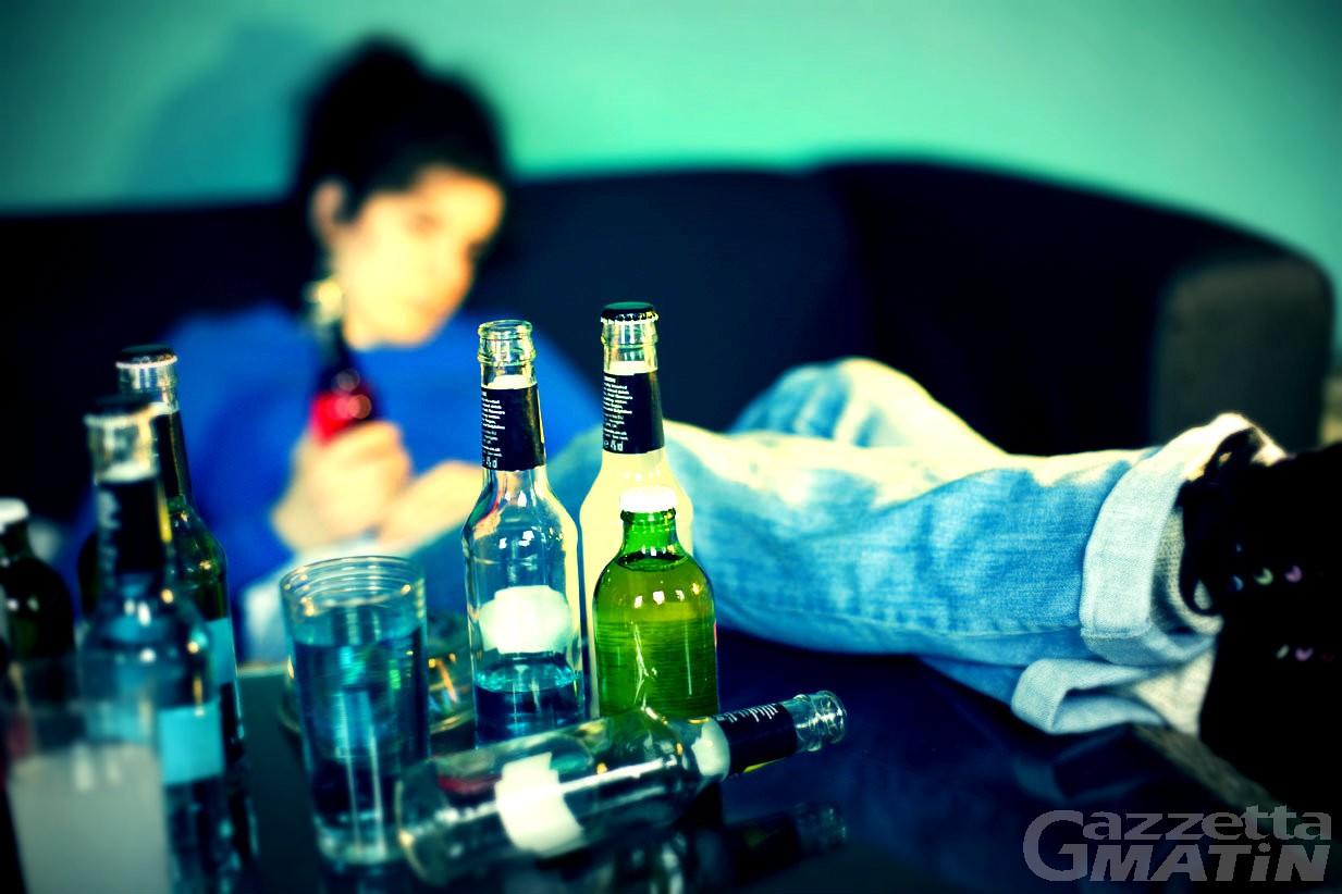 No alcol, no droga. no ludopatia: la Valle d'Aosta studia campagne di sensibilizzazione nelle scuole