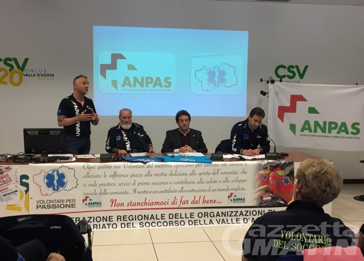 Volontariato: a Châtillon il Meeting nazionale della solidarietà Anpas