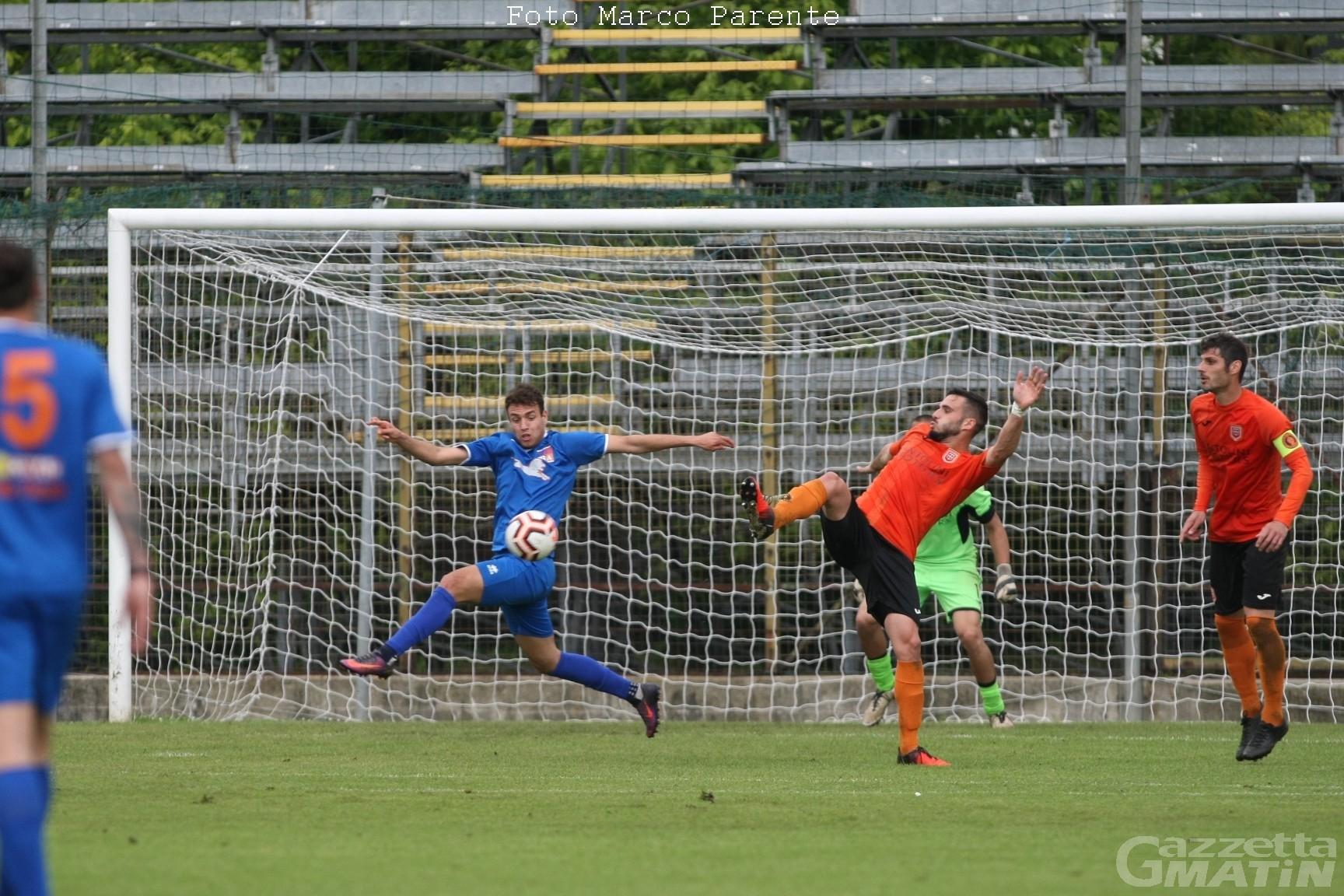 Calcio: dura sconfitta a Mestre per il P.D.H.A.