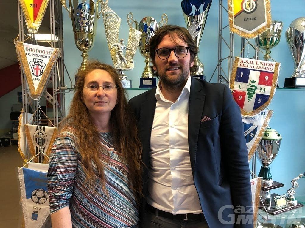 Calcio: Matteo Pasteris nuovo mister del St-Vincent Châtillon