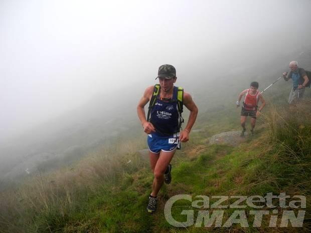 Corsa in montagna: a Giacchetto e Comola il Memorial Grosso