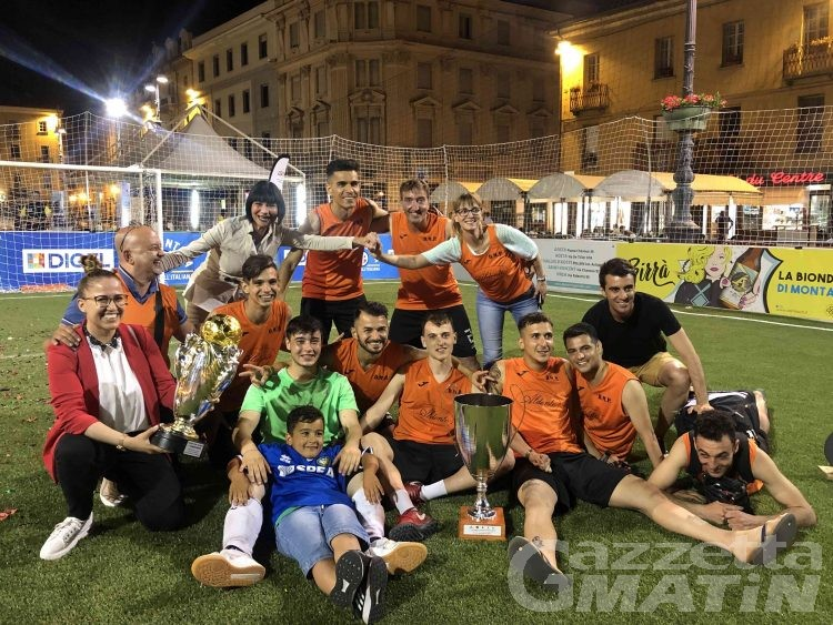La Piazza Aosta: trionfo della Trattoria Aldente