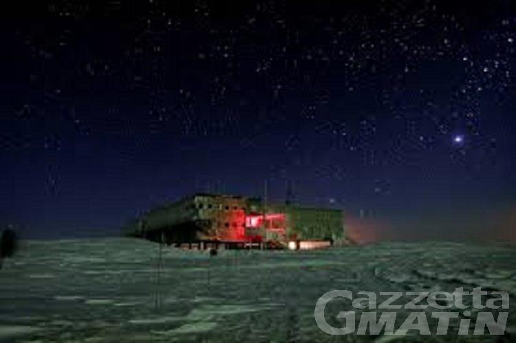 Antartide, astronomi a confronto su SkyWay Monte Bianco
