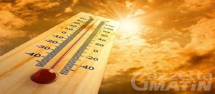 Caldo torrido in Valle d'Aosta: i 5 consigli per contrastralo