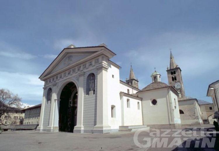 Valle d'Aosta, la notte bianca delle chiese