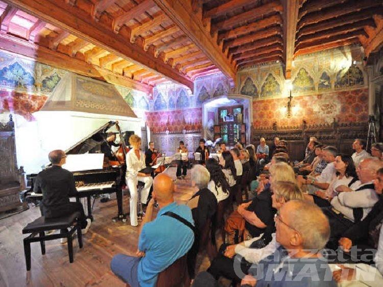 Chateaux en musique 2019, 9 appuntamenti dal 3 luglio