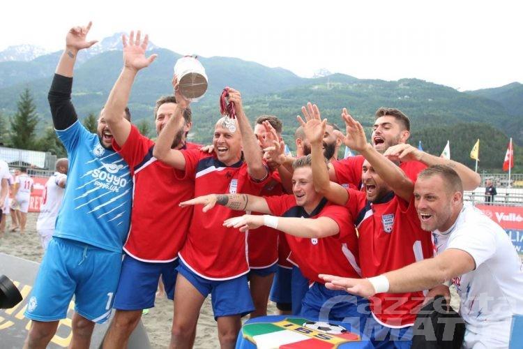 McLion Trophy: Francia in trionfo nell'IBS Tour
