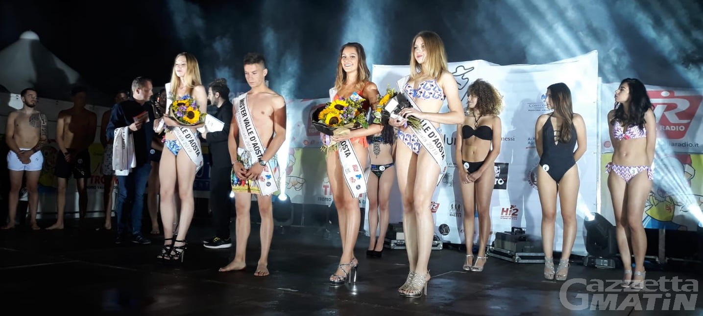 Miss Valle d'Aosta è Virginia Sarriod D'Introd
