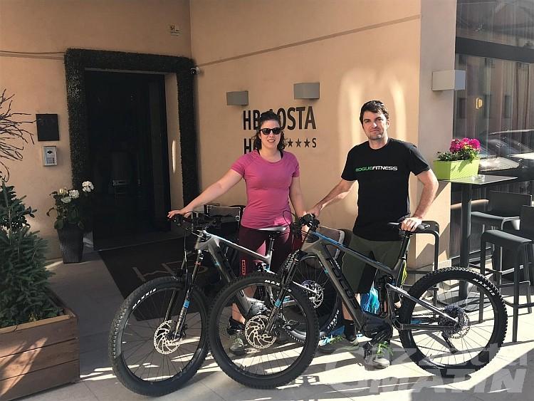 Adava: e-bike gratis per i turisti che soggiornano ad Aosta