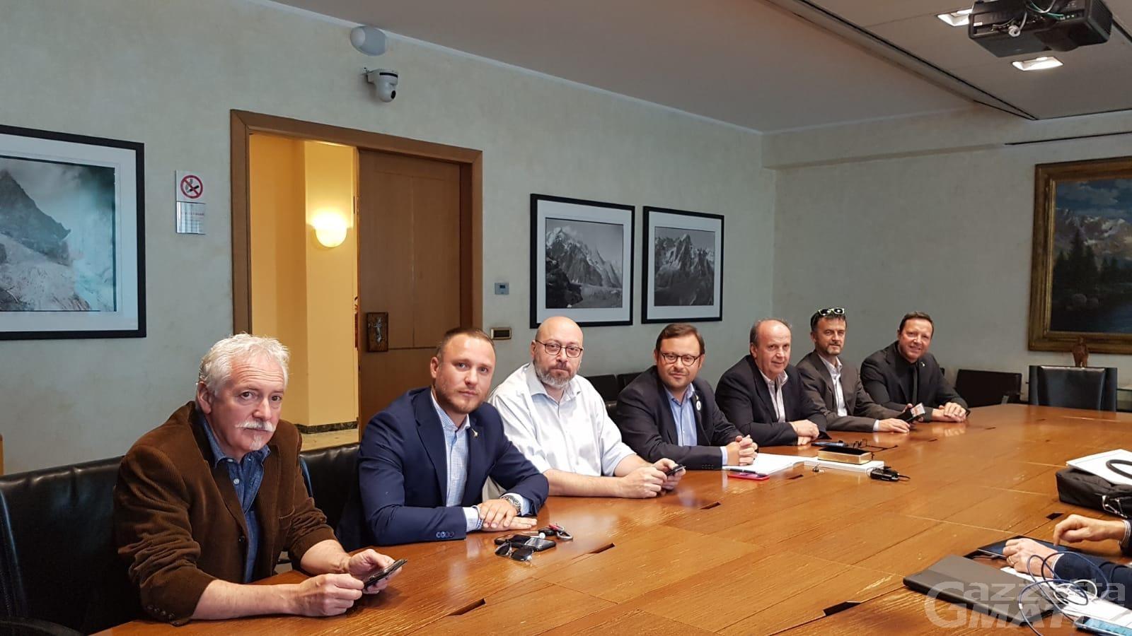 Lega e Mouv', «in Commissione non voteremo atti fino a che il quadro politico non sarà chiarito»
