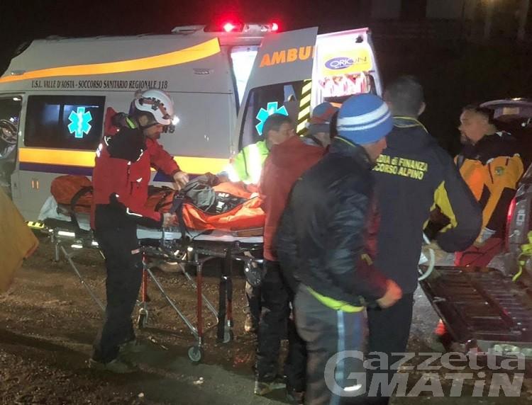 SOS maltempo, soccorsi nella notte 7 escursionisti