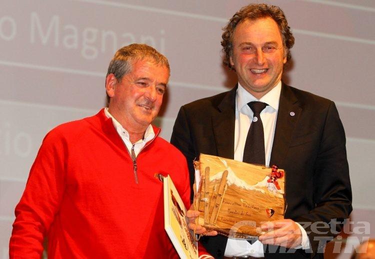 Maestri di sci: Beppe Cuc presidente del Collegio nazionale