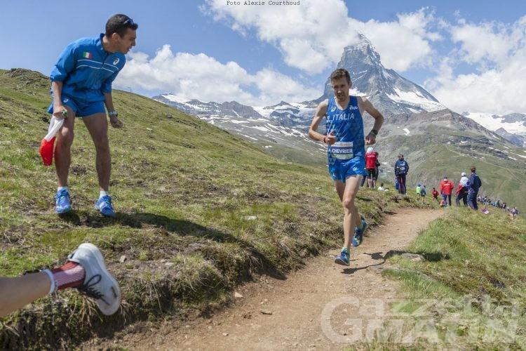 Corsa in montagna: il gran ritorno di Xavier Chevrier