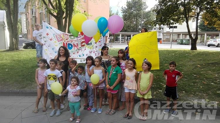 Aosta: maltempo, rinviata Festa del Quartiere Dora