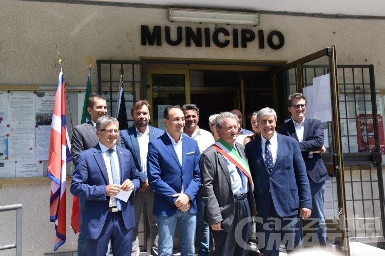 Frana di Quincinetto: 13 milioni di euro per la sicurezza