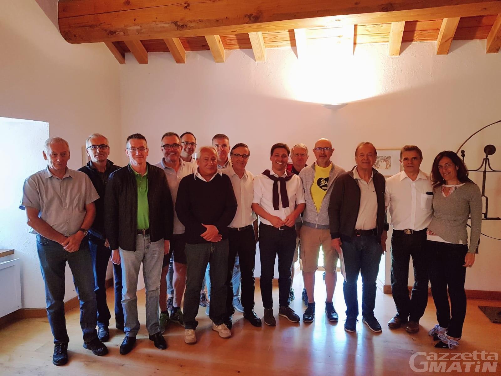 Ciclismo: accordo transfrontaliero a tre per una tappa del Tour
