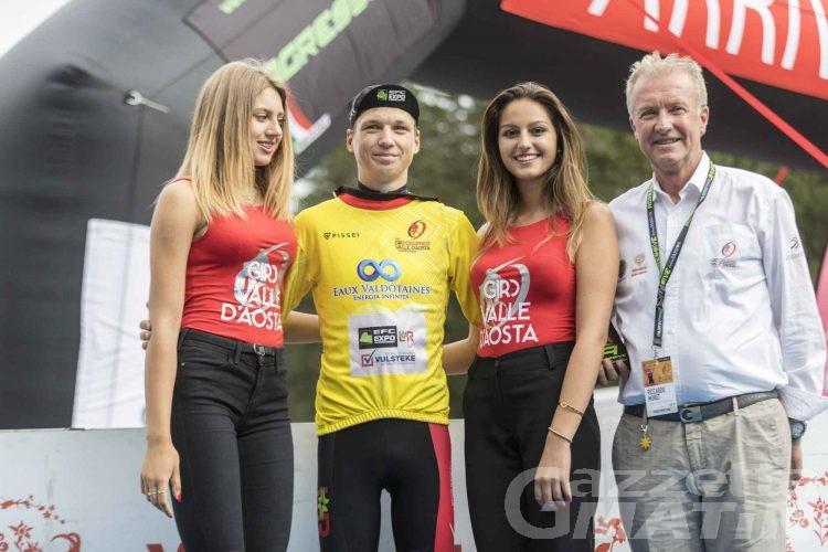 Giro della Valle: Mauri Vansevenant trionfa nella 56ª edizione