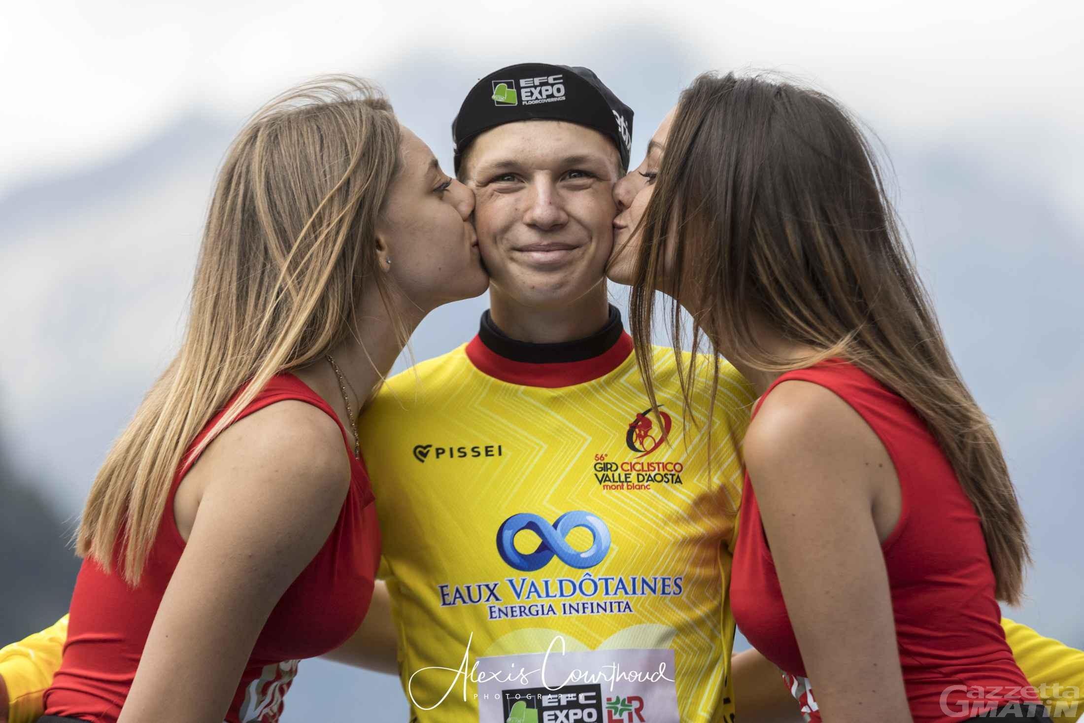 Giro della Valle: Lopez Perez vince a Champex Lac