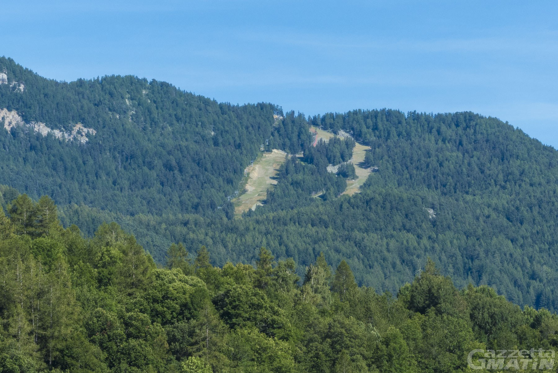 Saint-Vincent: chiude la seggiovia del Col de Joux