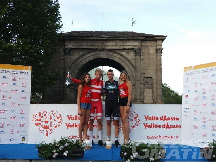 Giro della Valle: la cronoprologo va al danese Jacob Hindsgaul Madsen
