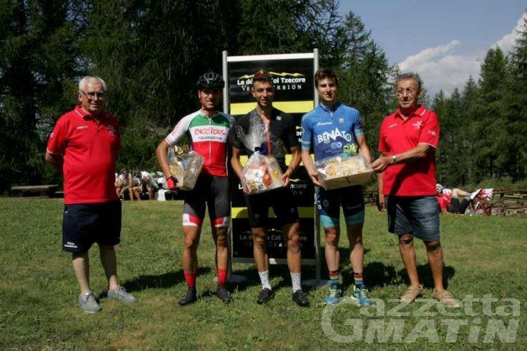Ciclismo: Nadir Maguet trionfa nel Défì du Col Tzecore