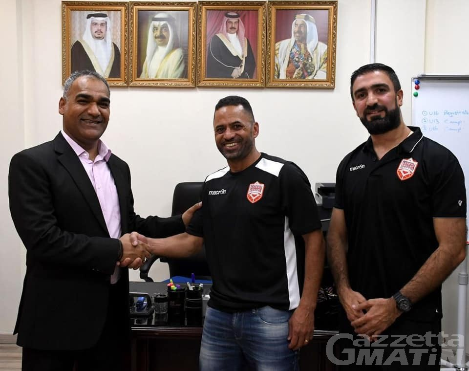 Calcio a 5: Lino Gomes nuovo CT del Bahrain