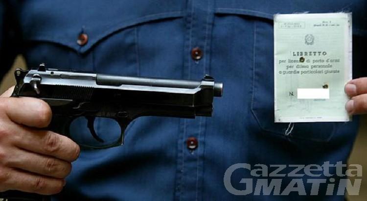Armi, per i detentori obbligo di presentare certificato medico entro il 14 settembre