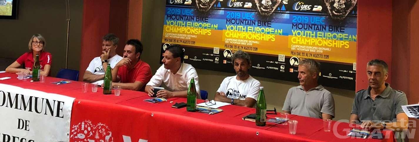 MTB: 586 iscritti all'Europeo giovanile di Pila
