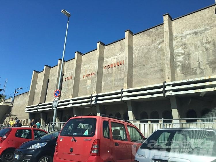 Aosta, stadio Puchoz: un primo passo verso il futuro da parco cittadino