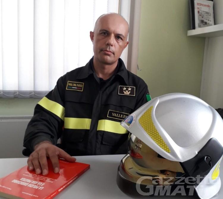 Vigili del fuoco: Stefano Perri è il nuovo vice comandante del Corpo
