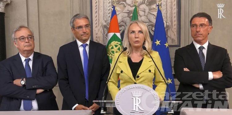 Crisi di governo: il gruppo Per le Autonomie voterà in ordine sparso