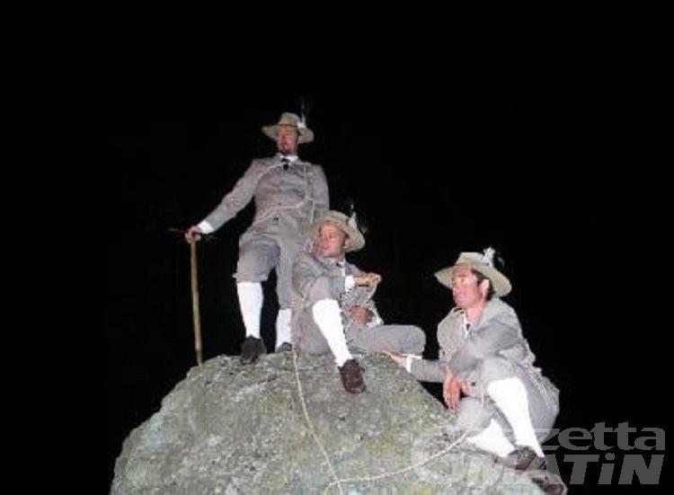 Festa delle guide alpine all'insegna della sobrietà