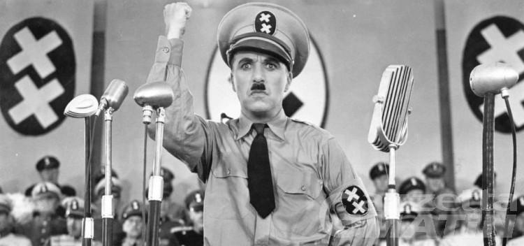 Strade del Cinema, la magia dell'animazione lascia spazio a Il Grande Dittatore