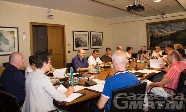 Commissioni consiliari VdA: segretari comunali e servizi associati al vaglio