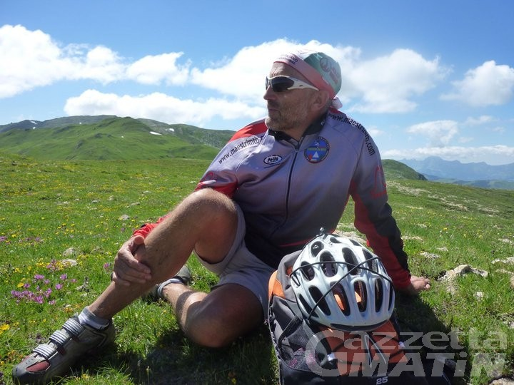 Morgex, l'ultimo saluto alla guida alpina Gianfranco Sappa