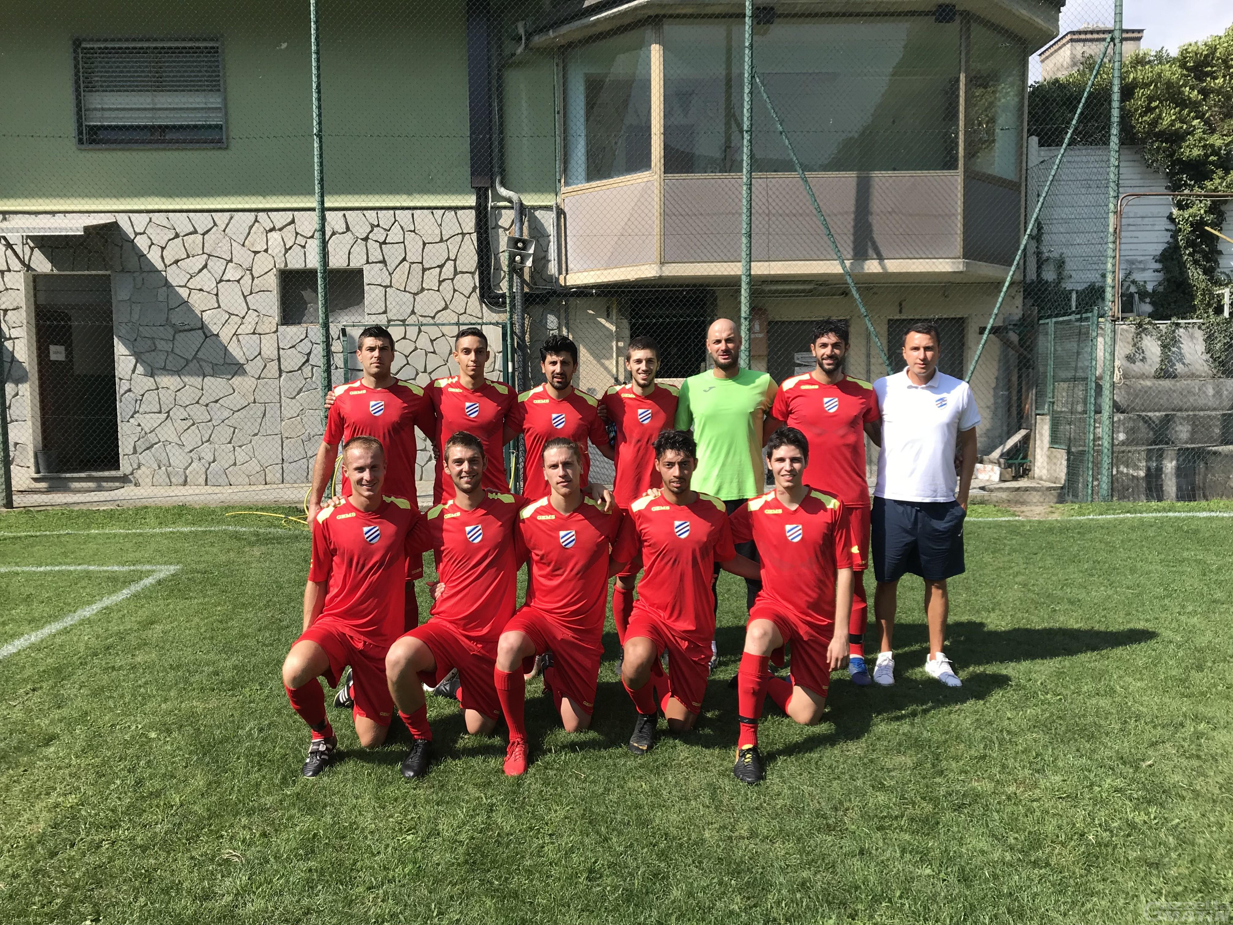 Calcio: il Fenusma piazza il colpo Francesco Sterrantino