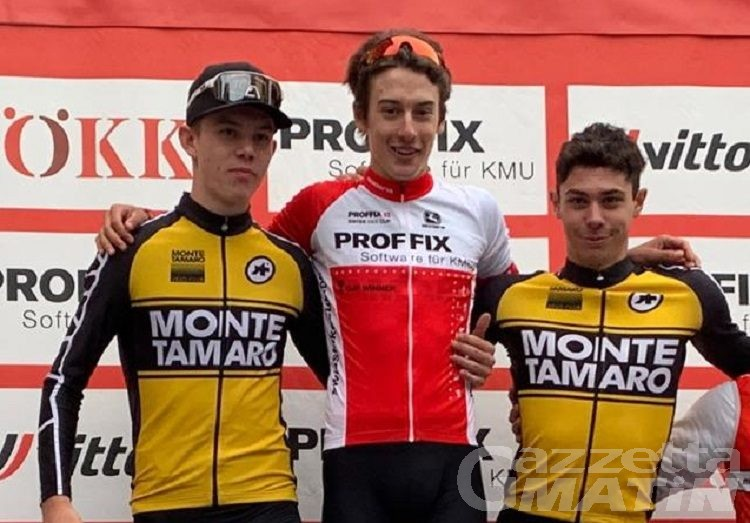 Mountain bike, Andrea Vittone vince la Swiss Cup