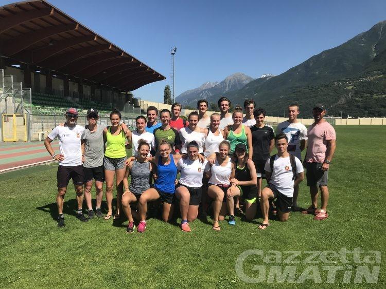 Sport invernali: si radunano le squadre Asiva