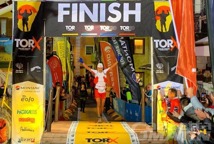 TOR130: Giuliano Cavallo trionfa a tempo di record