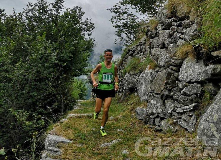 Grivola Trail: vincono Dennis Brunod e Scilla Tonetti