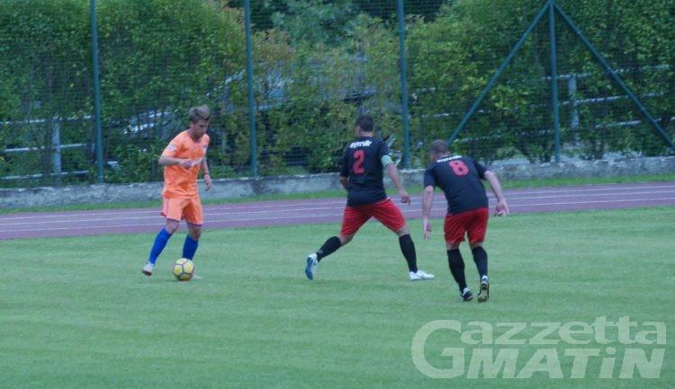 Calcio: l'Aygreville vince l'andata del derby di Coppa Italia